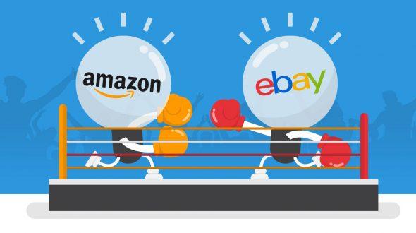 Amazon Vs eBay 2020 ¿Cual es mejor para vender?