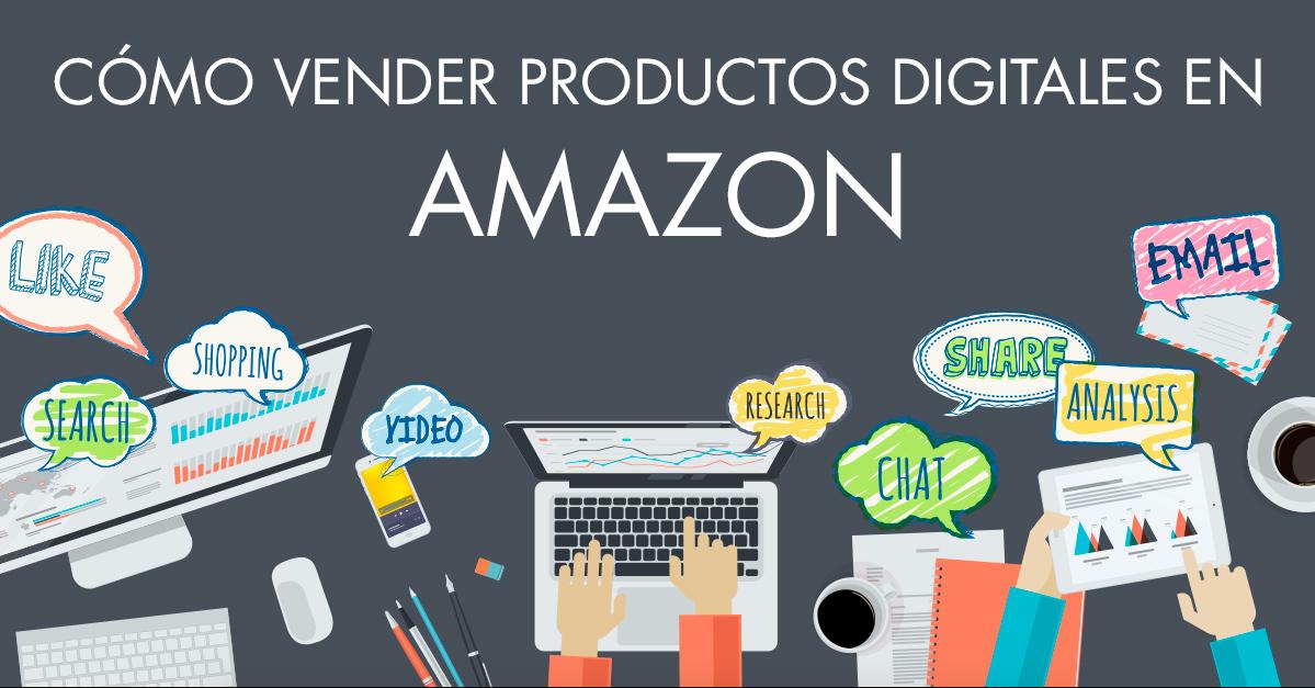 Cómo vender productos digitales en Amazon